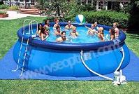 Надувной бассейн Еasy Intex (Интекс) Easy Set Pool  56409
