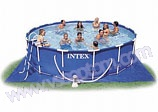 Каркасный бассейн Intex (Интекс) Metal Frame Pools  56942