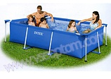 Каркасный бассейн Intex (Интекс) Rectangular Frame Pools  58981