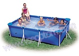Каркасный бассейн Intex (Интекс) Rectangular Frame Pools  58983