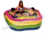 Надувной бассейн INTEX Звезда 56495