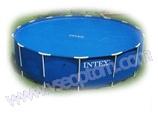 Обогревающее покрывало  INTEX (Интекс) для бассейнов арт59954