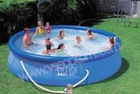 Надувной бассейн Еasy Intex (Интекс) Easy Set Pool  56412