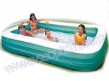 Надувной бассейн INTEX Семейный Лагуна 58484