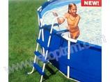 Лестница INTEX (Интекс) для надувных и каркасных бассейнов выс.1