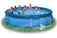 Надувной бассейн Еasy Intex (Интекс) Easy Set Pool  56417